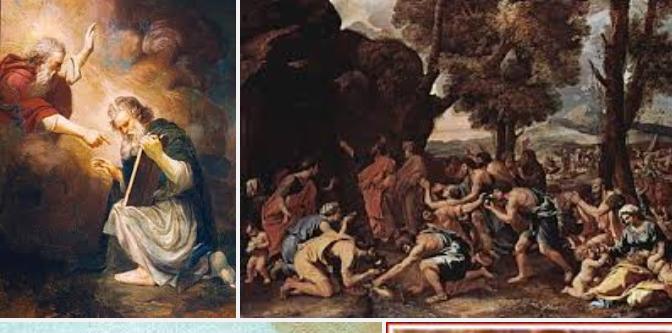 Moses intercession